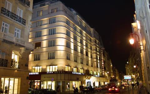 L'histoire de l'hôtel de Castiglione