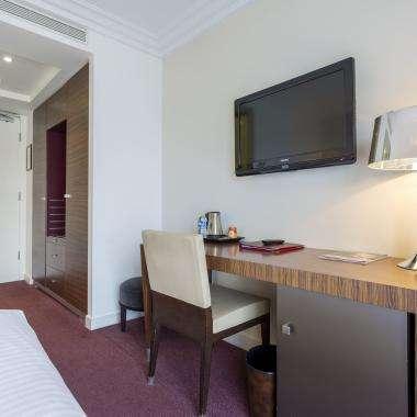 Hotel Castiglione - Chambre Deluxe