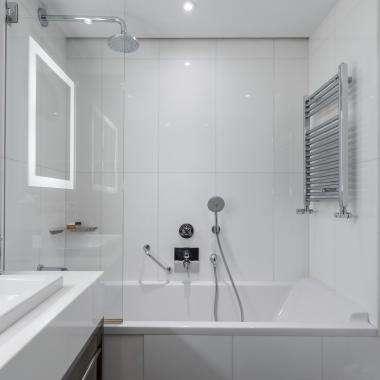 Hotel Castiglione - Chambre Deluxe - Salle de bain