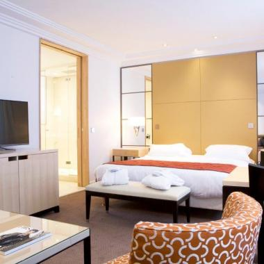 Hotel Castiglione - Chambre Prestige