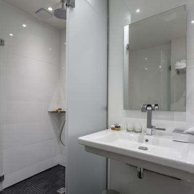 Hotel Castiglione - Chambre Supérieure - Salle de bain