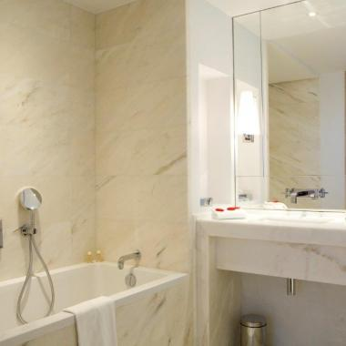 Hotel Castiglione - Prestige Room - Bathroom