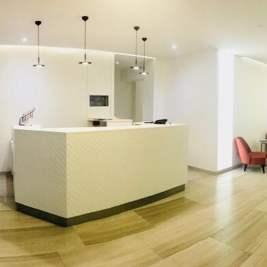 Hotel Castiglione - Reception