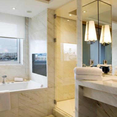 Hotel Castiglione - Suite - Salle de bain