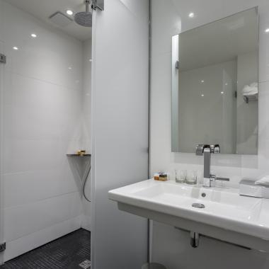 Hotel Castiglione - Superior Room - Bathroom
